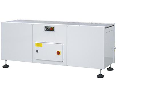 Empacadoras automáticas en continuo con túnel de termorretracción