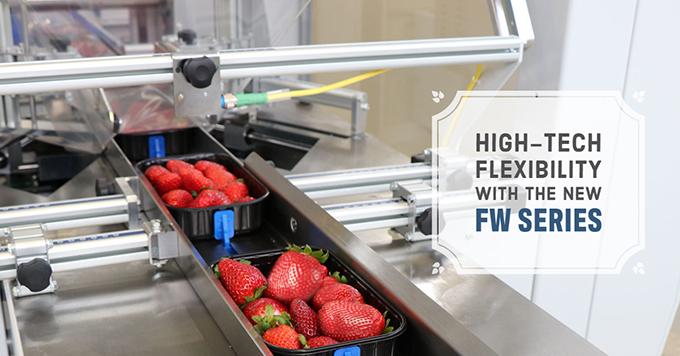 Flexibilidad high-tech con la nueva serie FW